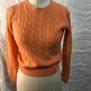 Polo by Ralph Lauren Sweaters - Polo By Ralph Lauren cable knit sweater cashmere